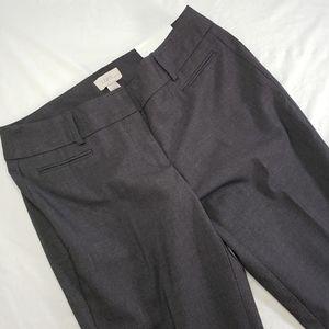 LOFT Straight Leg Dress Pants